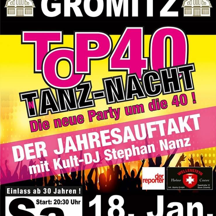 TOP 40 Tanznacht